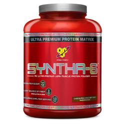 BSN Syntha-6 运动能量补充增肌健身乳清蛋白质 5磅