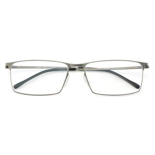历史低价 : HAN HN49221M 弹簧铰链 光学眼镜架 + 1.60 防蓝光镜片