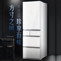 Panasonic 松下 NR-TE45ATX-W 435L 多门冰箱