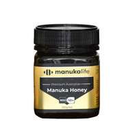 银联返现购:ManukaLife 麦卢卡蜂蜜 MGO125+ 250g
