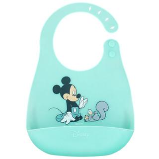 Disney 迪士尼 婴儿硅胶围兜