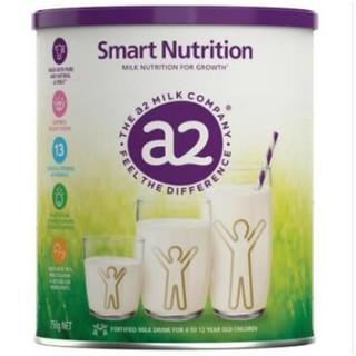 A2 Smart Nutrition 儿童成长营养奶粉(适合4-12岁儿童) 750g