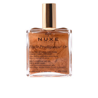 NUXE 欧树 全效保养晶莹护理油 100ml *2件