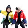 冬季儿童加厚棉衣棉袄中长款 88元包邮(需用券)