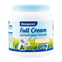 Maxigenes 全脂高钙奶粉 1kg