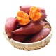 薯中宝 六鳌红心蜜薯 5斤小果 25-45个