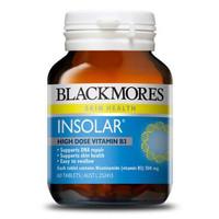 银联专享:BLACKMORES 澳佳宝 焕白精华烟酰胺片 60粒