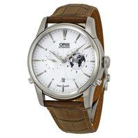 银联返现购:ORIS Artelier 69076904081 SETLSKROK 男士腕表
