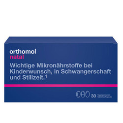 ORTHOMOL 奥适宝 Natal 产后综合维生素 30袋