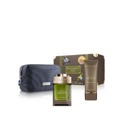 BVLGARI 宝格丽 城市森林 礼盒套装(淡香水100ml+须后膏100ml+洗漱袋)