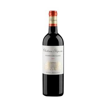 Chateau Ripeau 赫伯酒庄 波尔多混酿红干红葡萄酒 2009