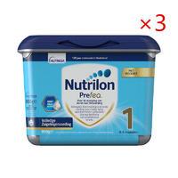 银联爆品日:Nutrilon 牛栏 Prefea 近母乳奶粉 1段 800g* 3罐