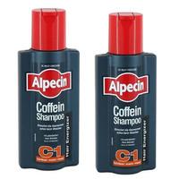 凑单品、银联专享:Alpecin 阿佩辛 咖啡因C1洗发水 250ml *2件