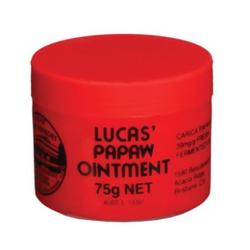 LUCAS' Papaw Ointment 番木瓜万用膏 75g