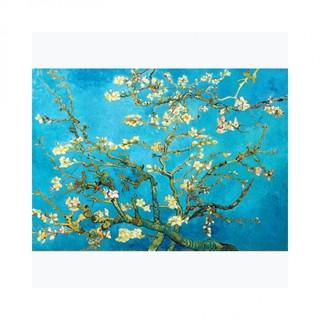 Ricordi 世界名画系列 梵高盛开的杏树 拼图 1000片