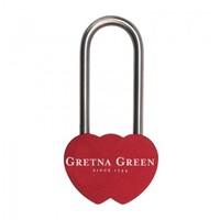 Gretna Green 格林小镇红色同心锁