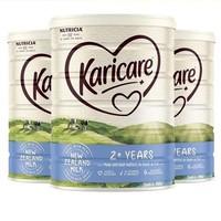 Karicare 可瑞康 婴幼儿配方奶粉4段 900g * 3罐