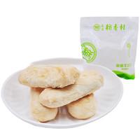 北京稻香村 糖醇牛舌饼 220g(6块) *6件
