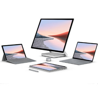 微软圣诞节活动Surface Pro 6 / Laptop 2 / Book 2 / Go促销