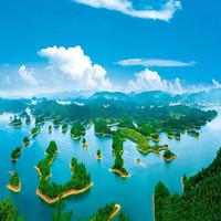 暑期特惠:千岛湖绿城度假酒店(2晚住宿+早餐+环湖骑行体验券+森林氧吧门票)