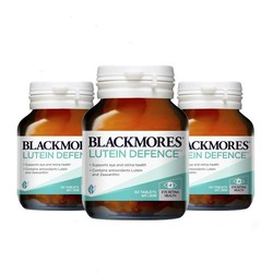 Blackmores 澳佳宝 叶黄素护眼胶囊 60粒 *3件