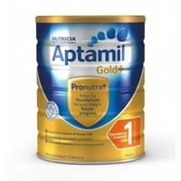 Aptamil 爱他美 金装 婴儿配方奶粉 加强型 1段 900g