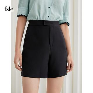 PLUS会员 : FANSILANEN 范思蓝恩 Z211267 女士短裤