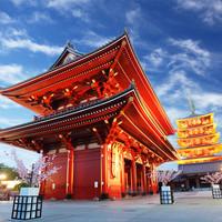 宁波-日本东京6天往返含税机票
