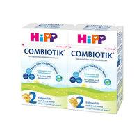 银联返现购:HIPP 喜宝有机益生菌奶粉2段 600gx2