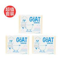 银联专享 : THE GOAT SKINCARE 手工山羊奶皂 100g*3块装