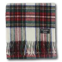Gretna Green 格林小镇 羊毛格子围巾