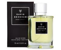 David Beckham 贝克汉姆 本能香水 EDT 75ml