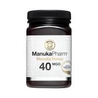 Manuka Pharm 麦卢卡蜂蜜40抗菌值 500g