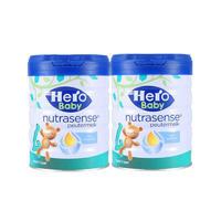 Hero Baby 英雄宝贝 美素 Nutrasense 白金版4段 (一罐700克)2罐装 保质期至2021年8月16日