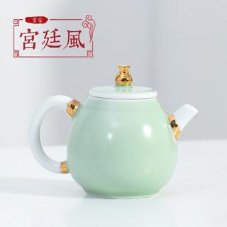 宫廷风功夫泡茶壶 170ml