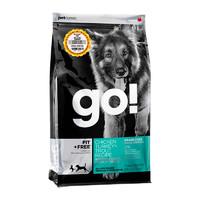 【预售】百加世GO! 健康无限系列 无谷七种肉全犬粮 25磅