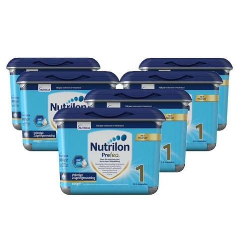 Nutrilon 牛栏 Prefea 近母乳奶粉 1段 800g *3件