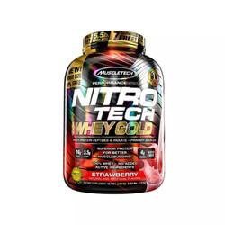 MuscleTech Nitro Tech 乳清蛋白粉 5磅
