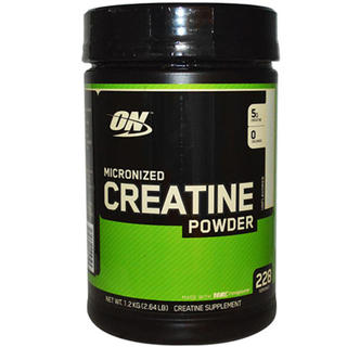 Optimum 健身增肌肌酸粉 原味 1.2kg *2件