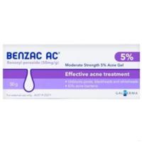 凑单品:Benzac AC 温和控油去痘5%凝胶 50g