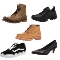 促销活动:亚马逊海外购 Clarks   Timberland   Vans等  爆款鞋靴三月大促