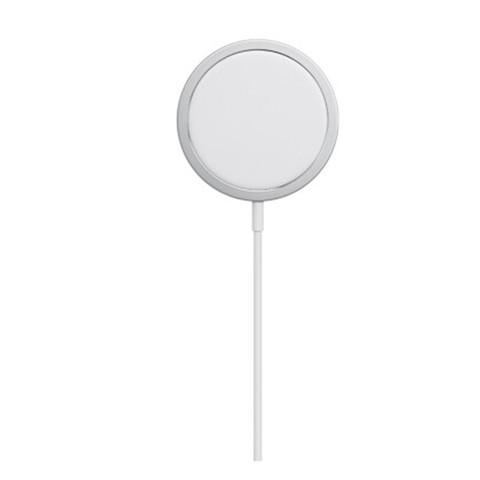 Apple 15W MagSafe iPhone 无线充电器 磁吸充电器 手机 支持iPhone 12 15W快速充电_充电器/数据线_手机配件_手机数码_信酷优选