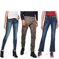 促销活动 : 亚马逊海外购 黑五G-STAR 牛仔裤超值大促