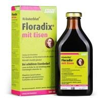 银联返现购:Salus Floradix mit Eisen 铁元 补铁补气补血营养液 500ml