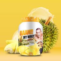 61预售:BAAM!!  增肌粉乳清蛋白质粉  5磅