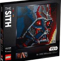 LEGO 乐高 Lego 乐高 艺术生活系列 31200 西斯暗黑尊主