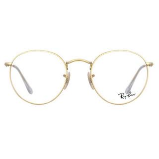 雷朋Ray-Ban_RB3447V 2730_高档合金_金色_女士全框眼镜框