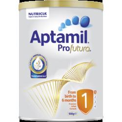 Aptamil 澳洲爱他美白金婴幼儿奶粉(1段) 900g