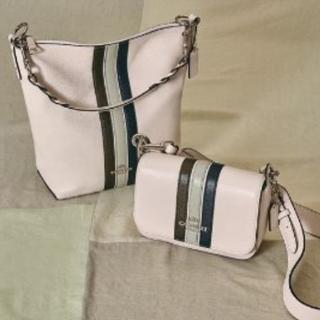 海淘活动 : COACH Outlet宽条纹系列包袋热卖