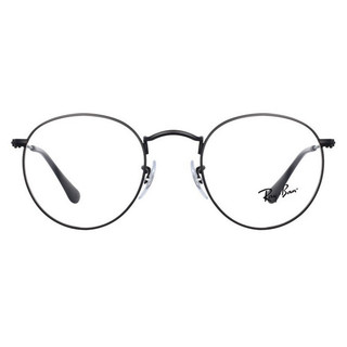 Ray-Ban 雷朋  RB3447V 2503 高档合金 黑色 全框眼镜框